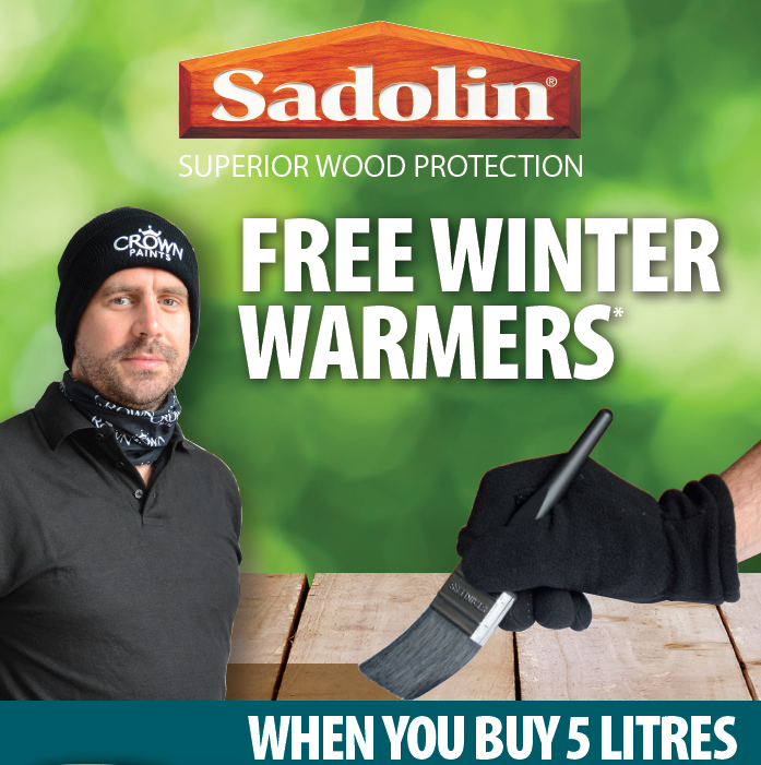 Wrap up warm with winter warmer kits