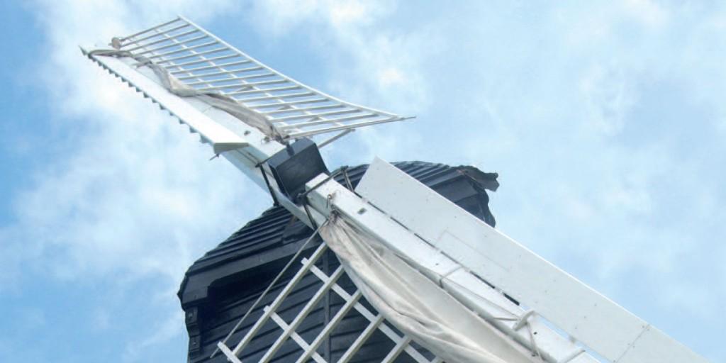 Danzey Green Windmill