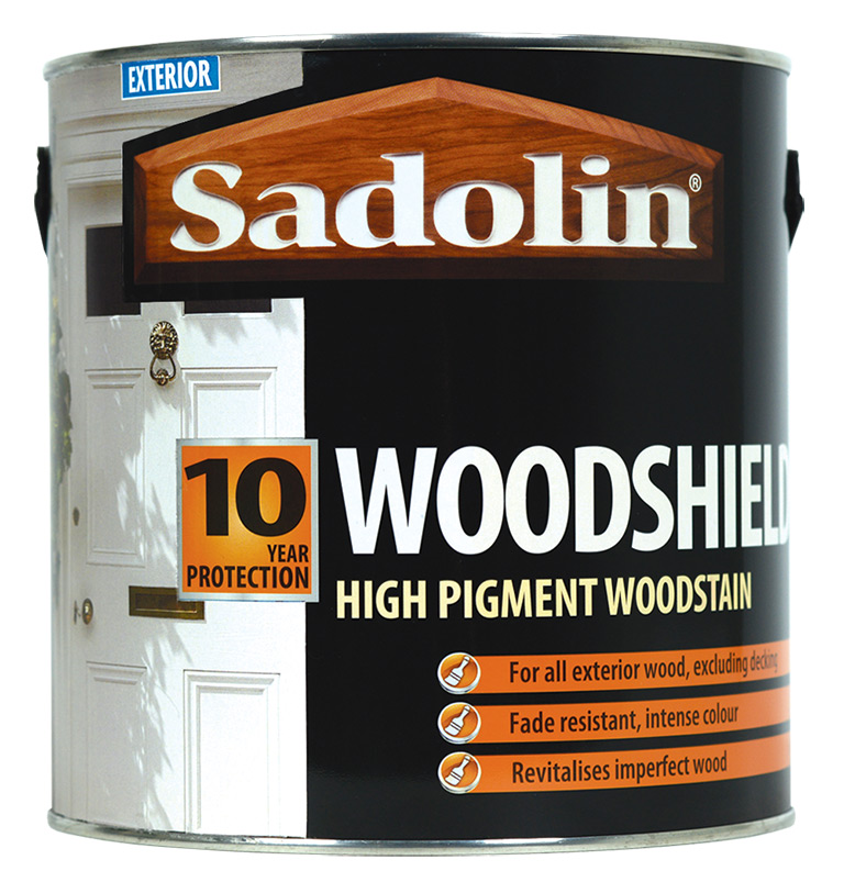 Sadolin woodshield high pigment woodstain sadolin - Sadolin exterior wood paint image ...