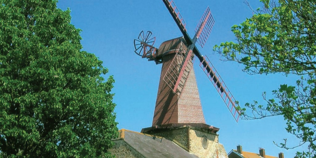 West Blatchington Windmill
